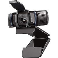 Logitech C920e Business Webcam, Compatible with Amazon Fire TV Cube (2nd Generation)