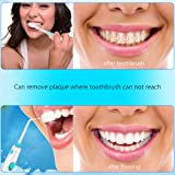 Water Flosser 10 Pressure Settings Water Pick 600ml High Capacity Oral Irrigator with 7 Multifunctional Tips for Family - FDA Approved