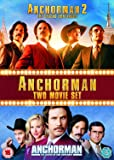amazoncom anchorman 2 the legend continues bluray