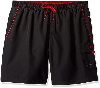 1a37721c9e Speedo Men s Marina Volley Shorts Plus Big   Tall Workout   Swim Trunks