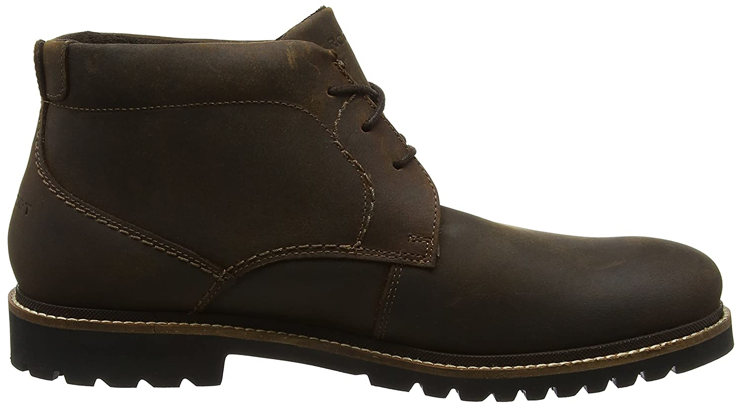 Rockport Herren Marshall Chukka Boots Braun (Brown (Brown (Brown Oiled Leather) db2a19