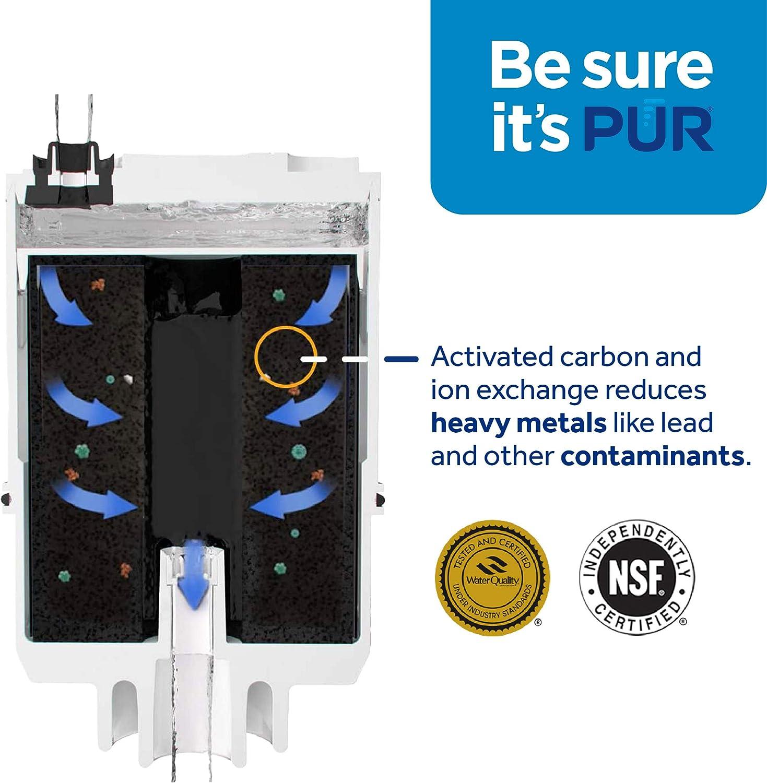 PUR PFM100B Faucet Mount Water Filter