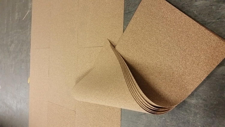 Trittschall D/ämmung 2 mm D/ämmplatte 2 m/² D/ämmunterlage Laminat Vinyl Parkett Linoleum