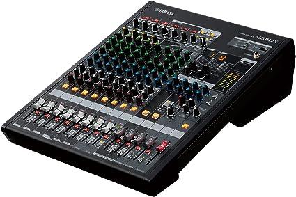 Yamaha mgp12 X mezclador de 12 canales: Amazon.es: Instrumentos ...
