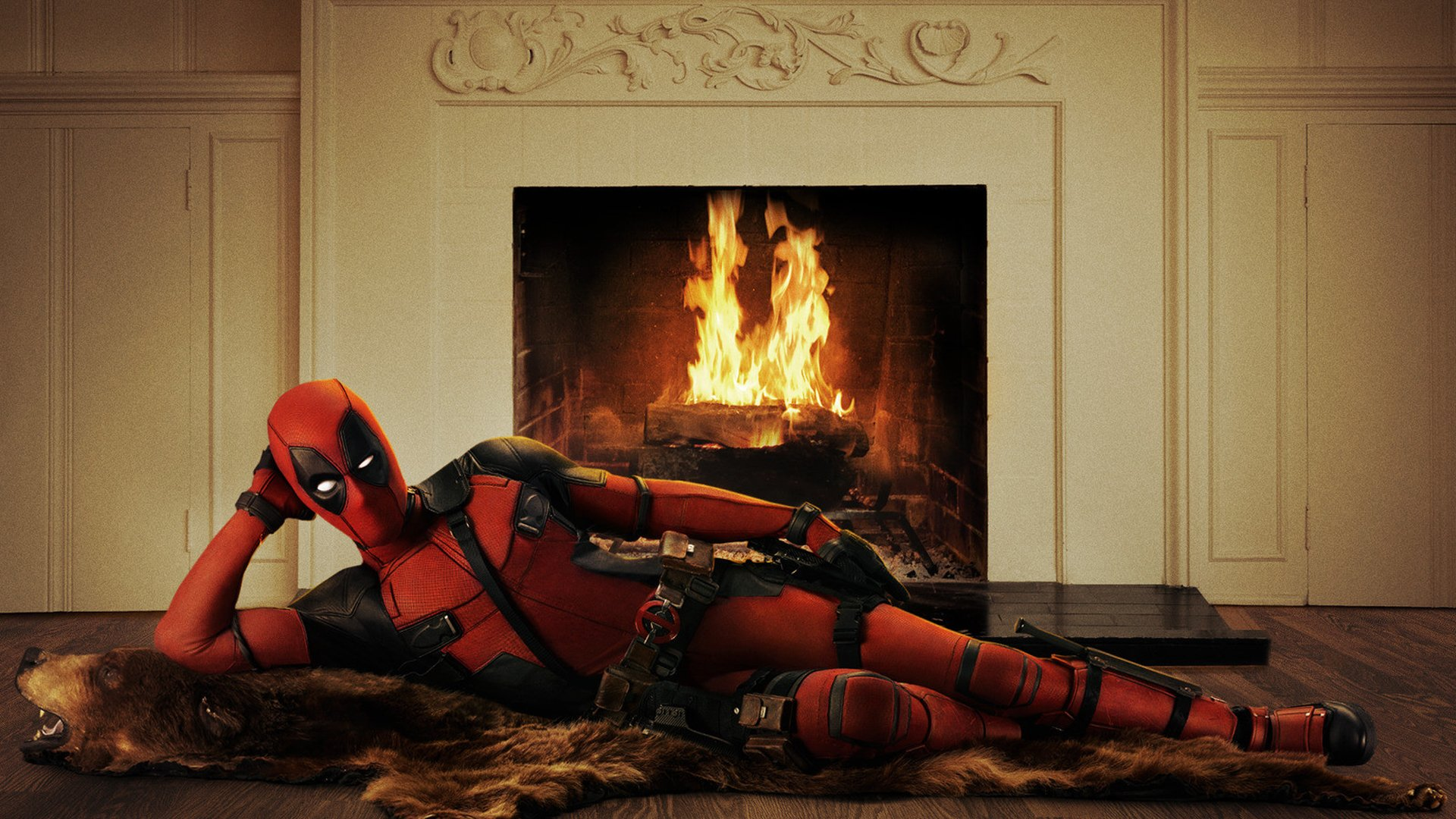 Prague Courtney Dc Deadpool Superhero Series Movie Poster Printed Canvaswall Decoration 24X36In(1450195770646)