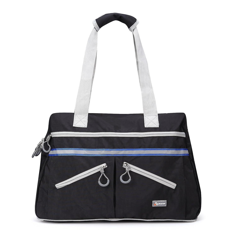 Syncyoo Light Foldable Travel Duffel Bag Gym Sport Carry-on Bag For Women Men 10481485