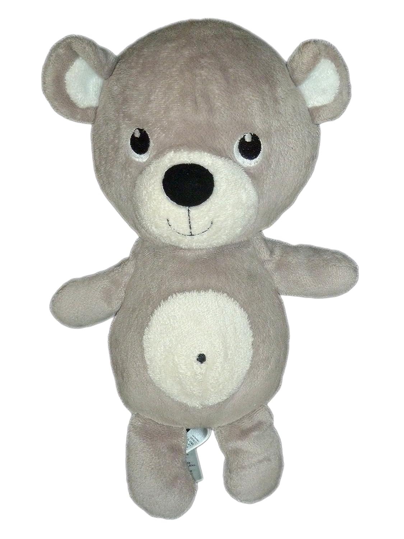 Doudou OURS grigio bianca Bear plush - H et M H&M - H 30 cm