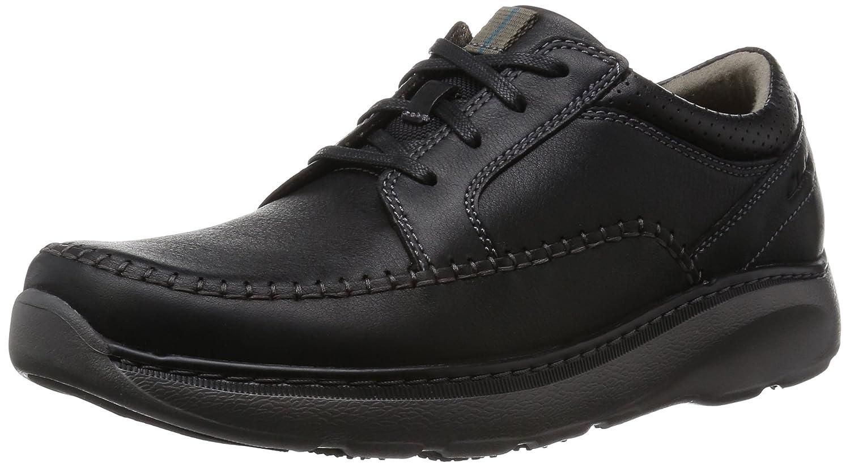 TALLA 42 EU. Clarks Charton Vibe, Zapatos de Cordones Derby para Hombre