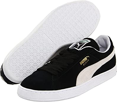Suede Classic Plus Sneakers BLK