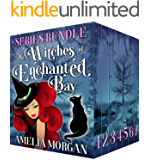 The Witches Of Enchanted Bay Seven Book Cozy Mystery Series Bundle
