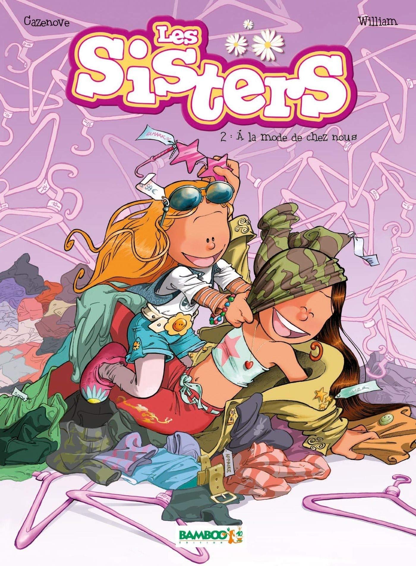 """Résultat de recherche d'images pour """"image les sisters livre 2"""""""