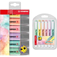 Stabilo Boss Original - Marcador, color pastel, Set 2, 1