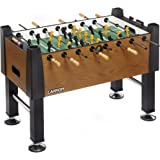 Carrom 525.00 Signature Foosball Table (Burr Oak)
