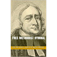 Free Methodist hymnal book cover