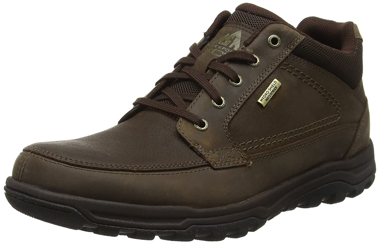 TALLA 45 EU. Rockport Trail Technique Waterproof Chukka, Botines para Hombre