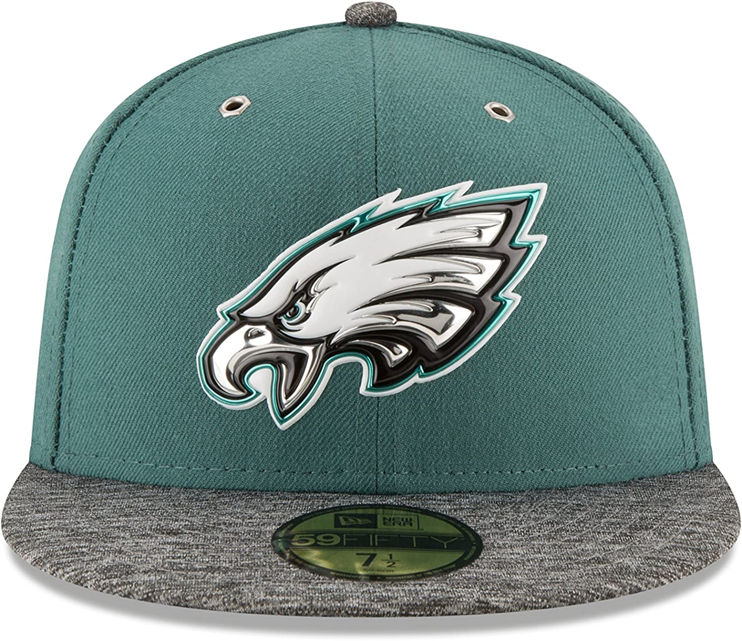 New Era NFL 2016 Draft 59FIFTY Fitted Cap