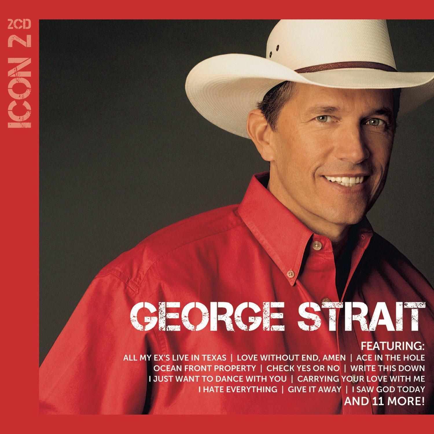 CD : George Strait - Icon (Icon Title, 2 Disc)