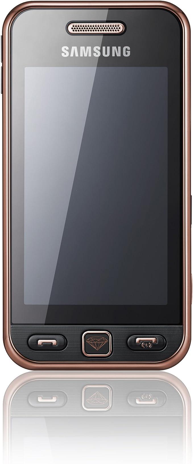 Samsung S5230 Star - Móvil libre (pantalla táctil de 3