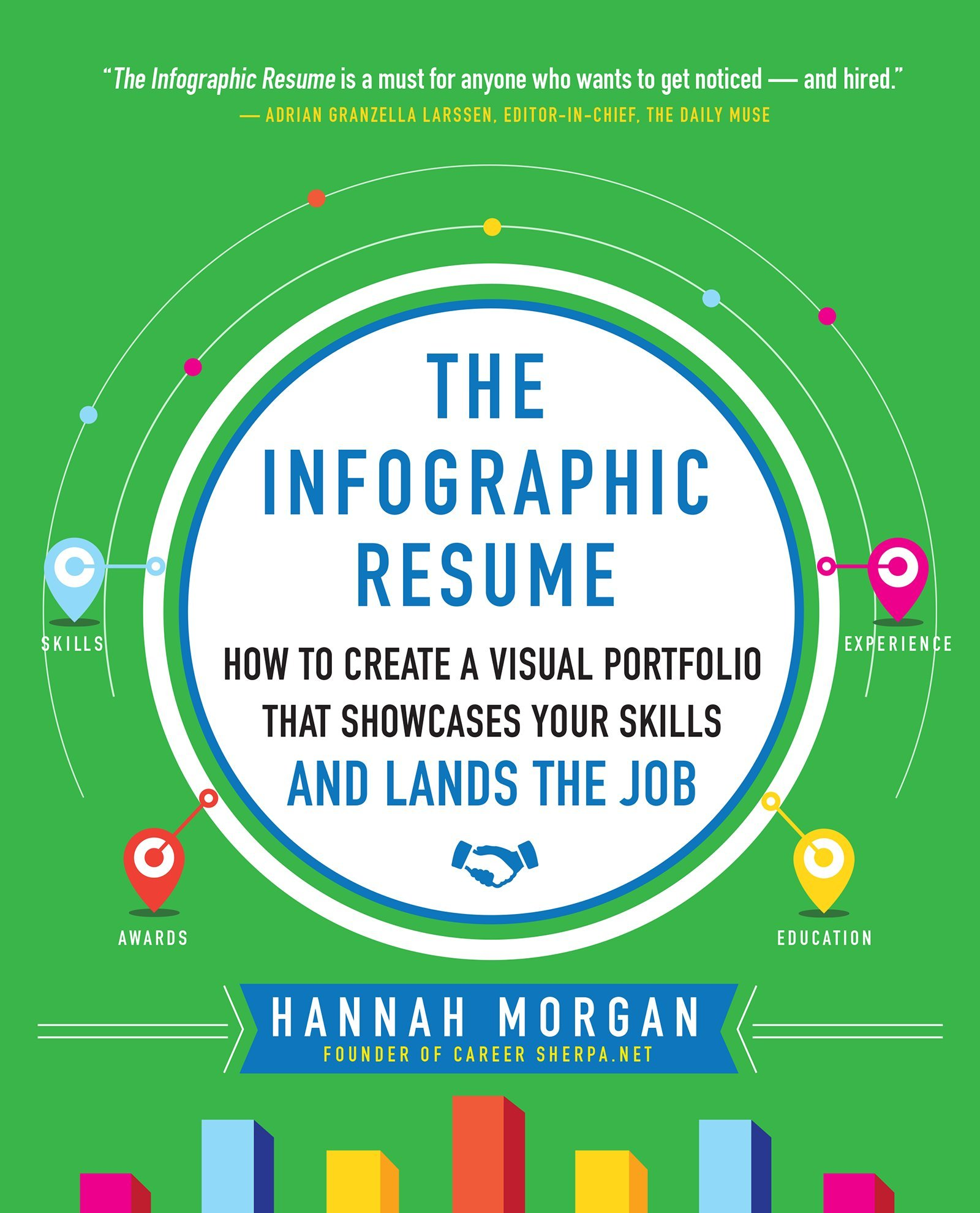 The Infographic Resume How To Create A Visual Portfolio That