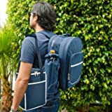 Picnic at Ascot Original Equipped Backpack for 4