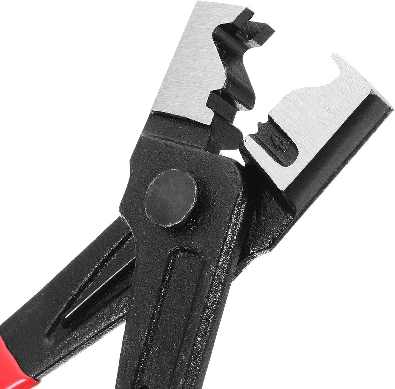 AYUN Colliers de Serrage Pinces dentra/înement pivotant Angle Clamp Pince Shaft 45 Acier Robuste Collier de Serrage Pinces pour v/éhicules