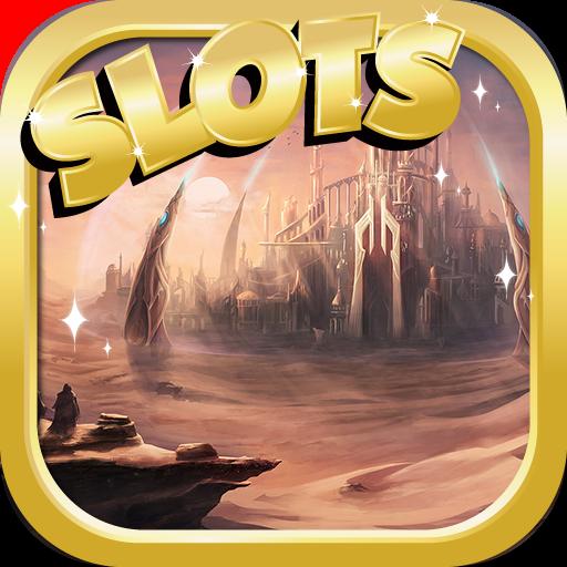 Desert 4Th Slots  - Kindle Tablet - Hut Hi Lo