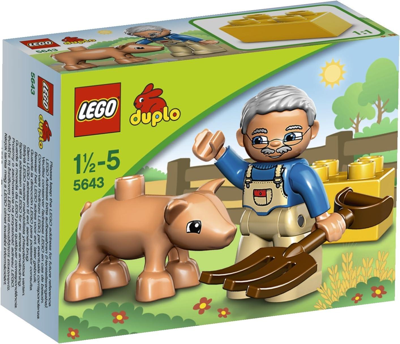 LEGO Duplo 5643 - Pequeño Cerdito: Amazon.es: Juguetes y juegos