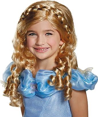 Cinderella Wig Child Costume Accessory