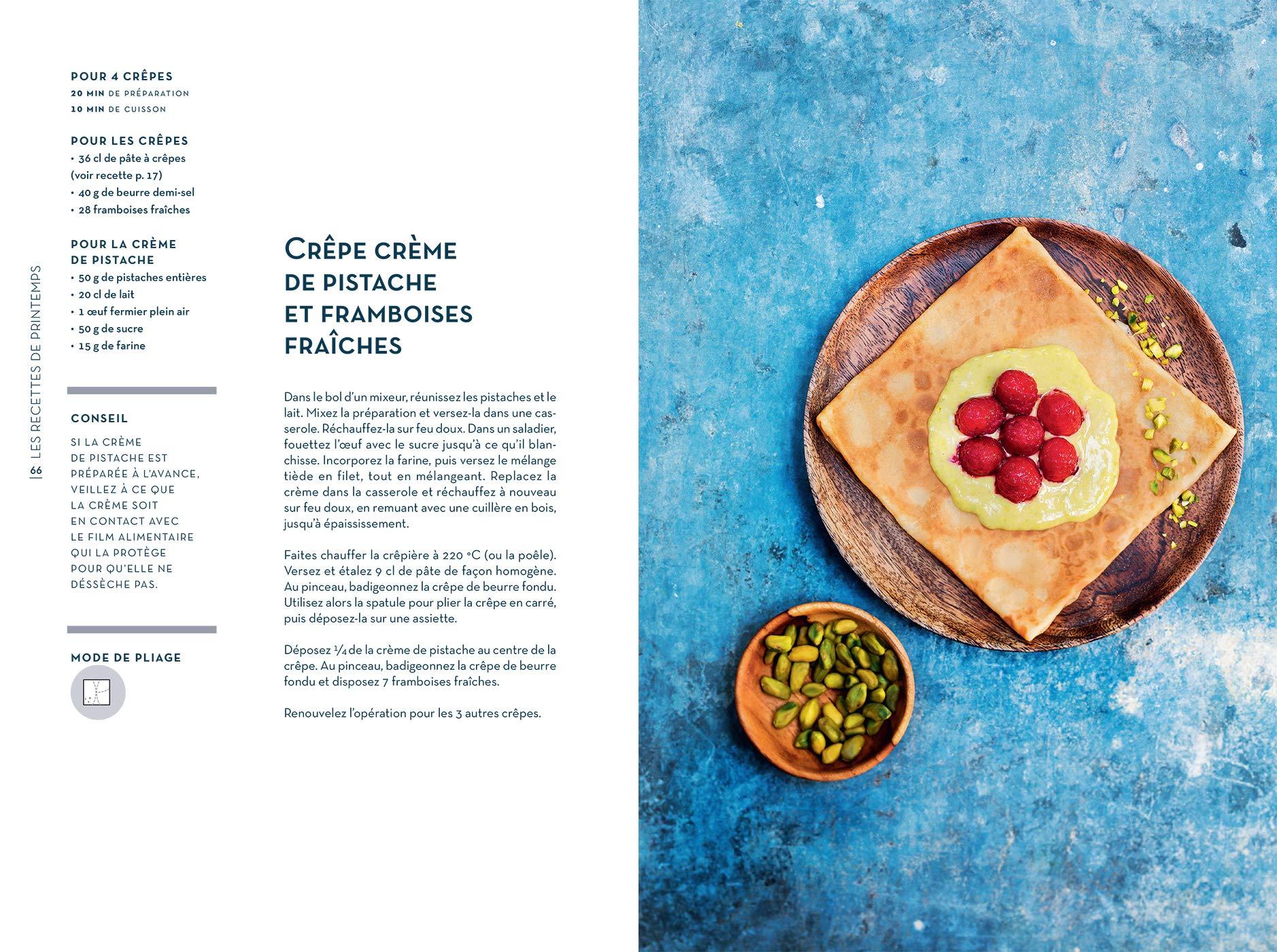 Amazon.fr - Atelier de la crêpe Saint-Malo: Devenez un pro des crêpes & galettes - Larcher, Bertrand - Livres