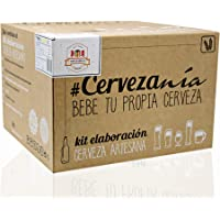 #Cervezanía - Kit de elaboración de cerveza artesana Tripel Blonde Ale | Con levadura belga de abadía
