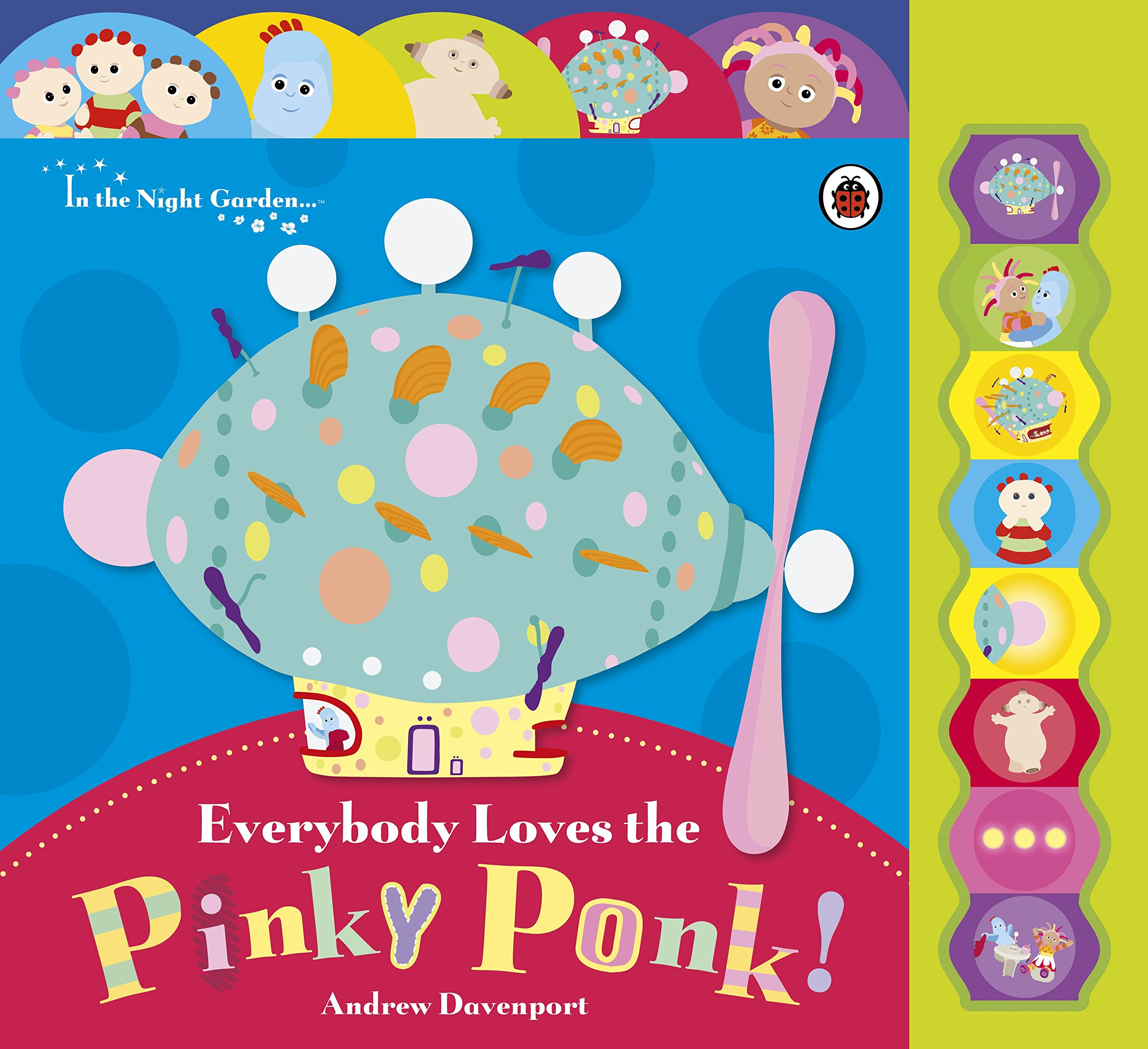 In the night garden everybody loves the pinky ponk amazon in the night garden everybody loves the pinky ponk amazon in the night garden 8601410678272 books publicscrutiny Image collections
