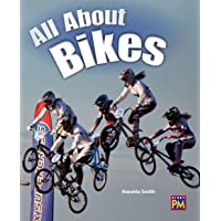 All About Bikes: Leveled Reader Turquoise Level 17 (Pm)