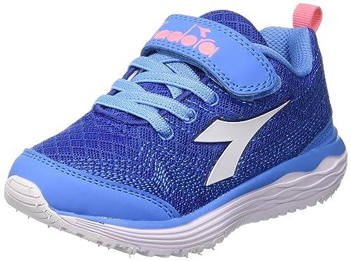 Diadora Flamingo Jr, Zapatillas de Running para Niños: Amazon.es: Zapatos y complementos
