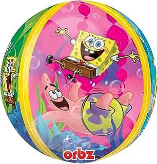 Takestop Juego 16 Piezas Vasos Vaso De Papel Bob Esponja Nickelodeon