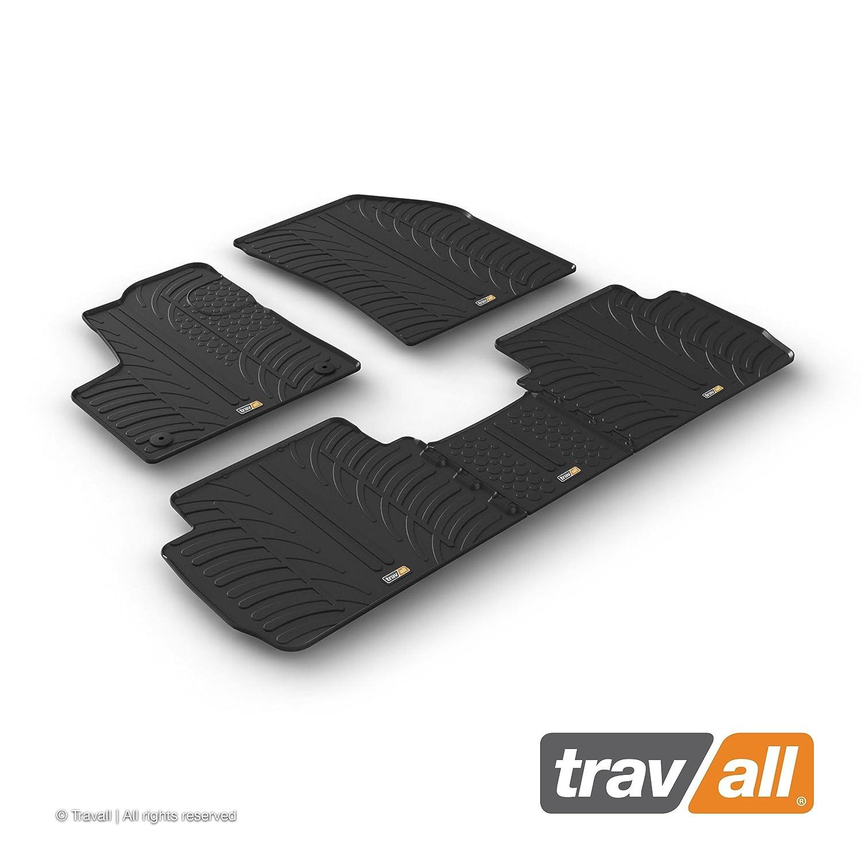 Travall Mats TRM1241 – Tapis de sol en caoutchouc sur mesure