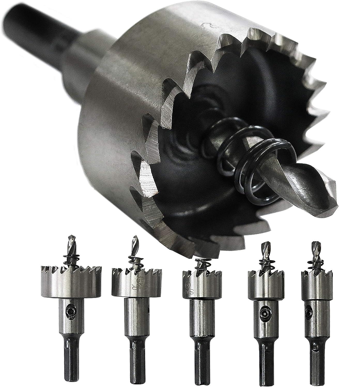 sierra de corona para perforado de metales