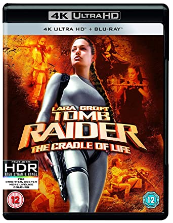 Amazon Com Lara Croft Tomb Raider The Cradle Of Life 4k Uhd