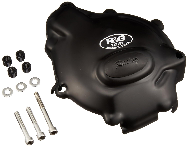 R&G(アールアンドジー) ジェネレーターカバー ブラック GSX-R1000(17-) RG-ECC0229R   B072J8J942