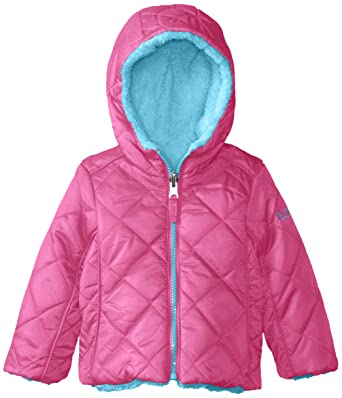 Amazon.com: Pacific Trail Kids Baby Girls' Quilted Jacket ...