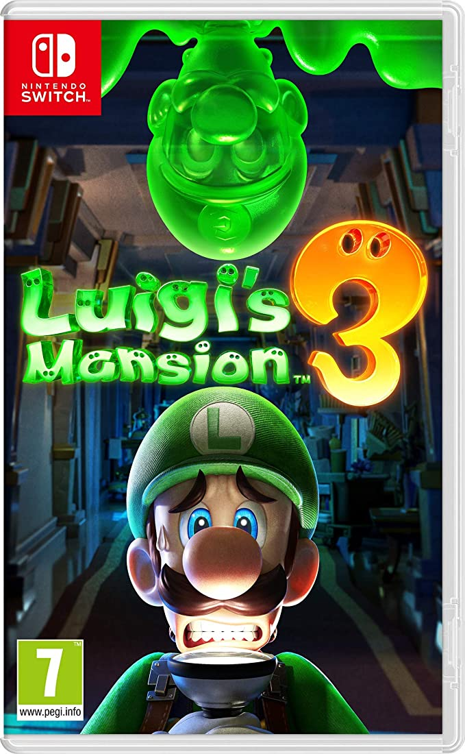 Luigi`s mansion 3 - nintendo switch GAL-129996