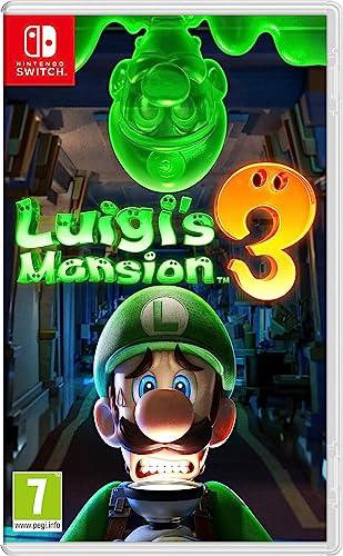Luigi's Mansion 3 - Juego Nintendo Switch