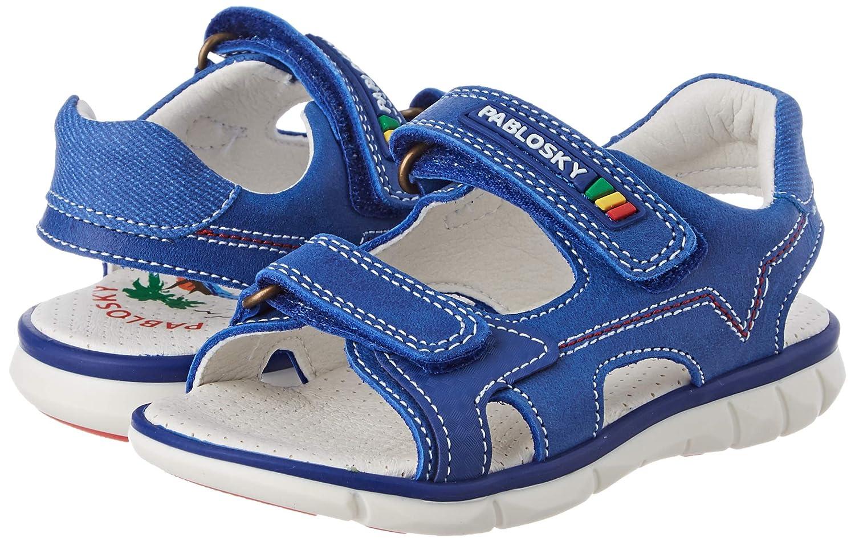 Niño 588846 Con Abierta Zapatos Para Sandalias Pablosky Punta Niños FK1cJulT35