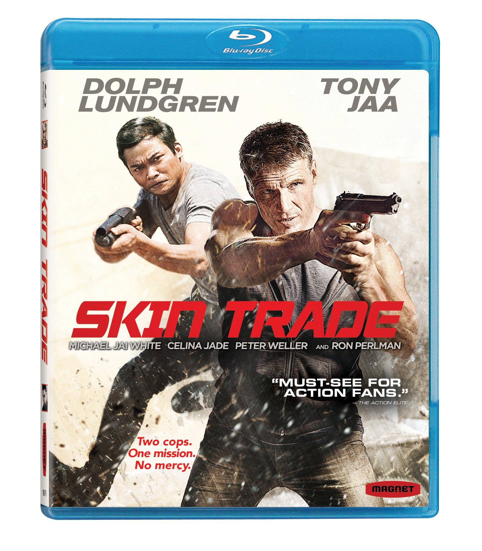 Blu-ray : Skin Trade (Dubbed, , Widescreen)