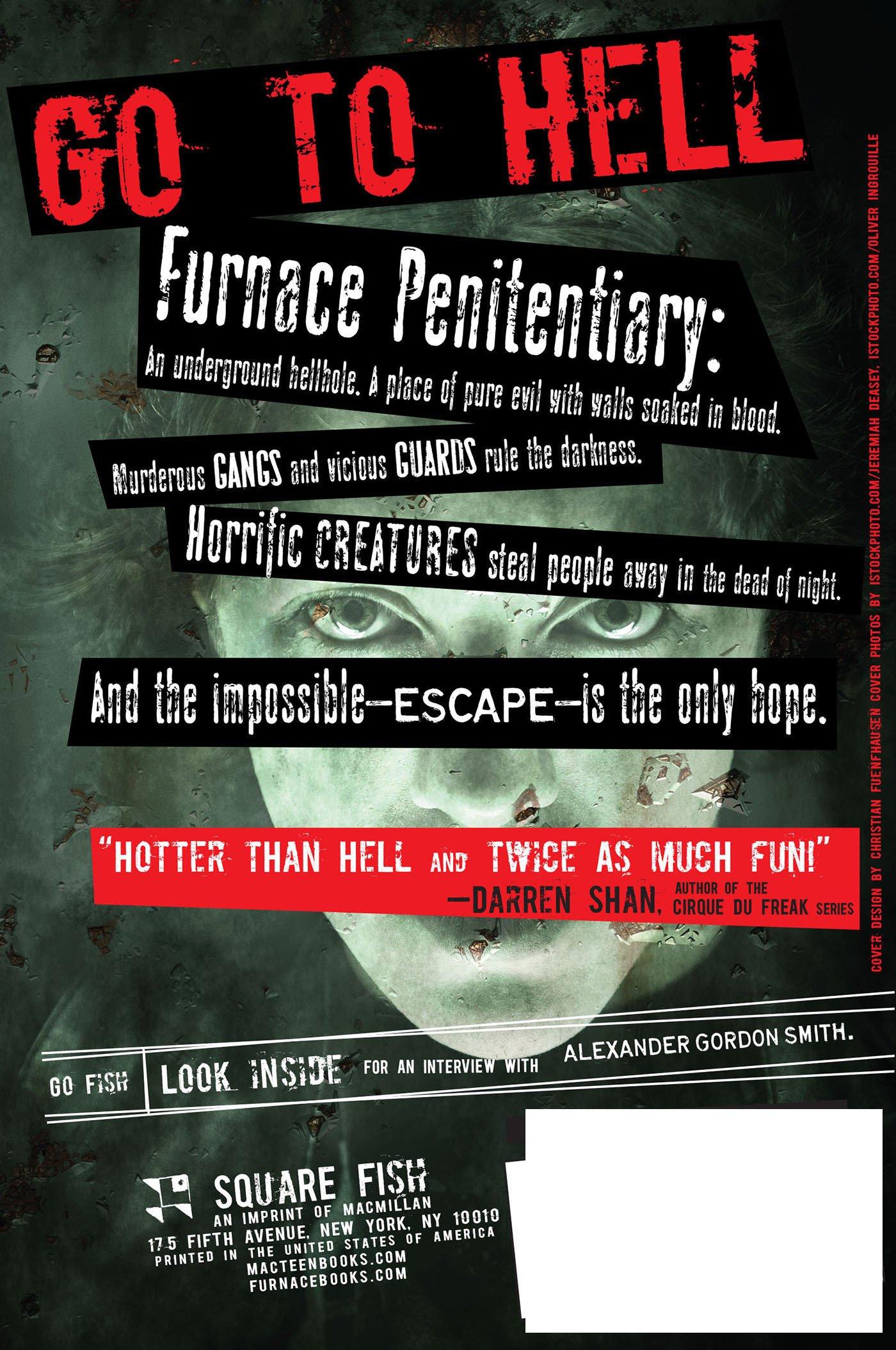 Amazon com: Lockdown: Escape from Furnace 1 (9780312611934