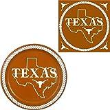 Westrick Texas Longhorns Napkins & Plates - 64