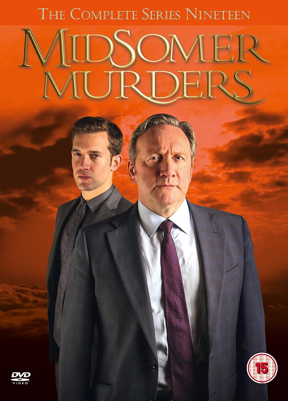 Midsomer Murders: Series 19 Complete