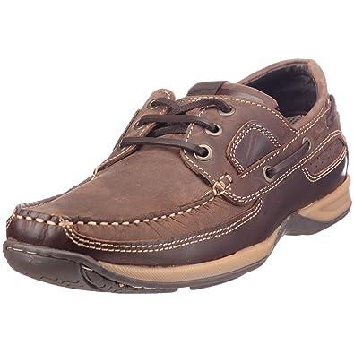 Daniel Hechter Setubal 0880, Chaussures basses homme - Marron (Damier  gris), 47 e82b2f93229c