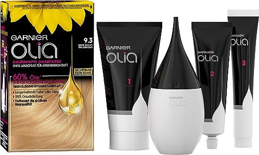 Garnier Olia Haar Coloration/coloración para el pelo contiene ...