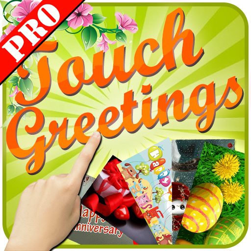 Touch Greetings eCard Maker -
