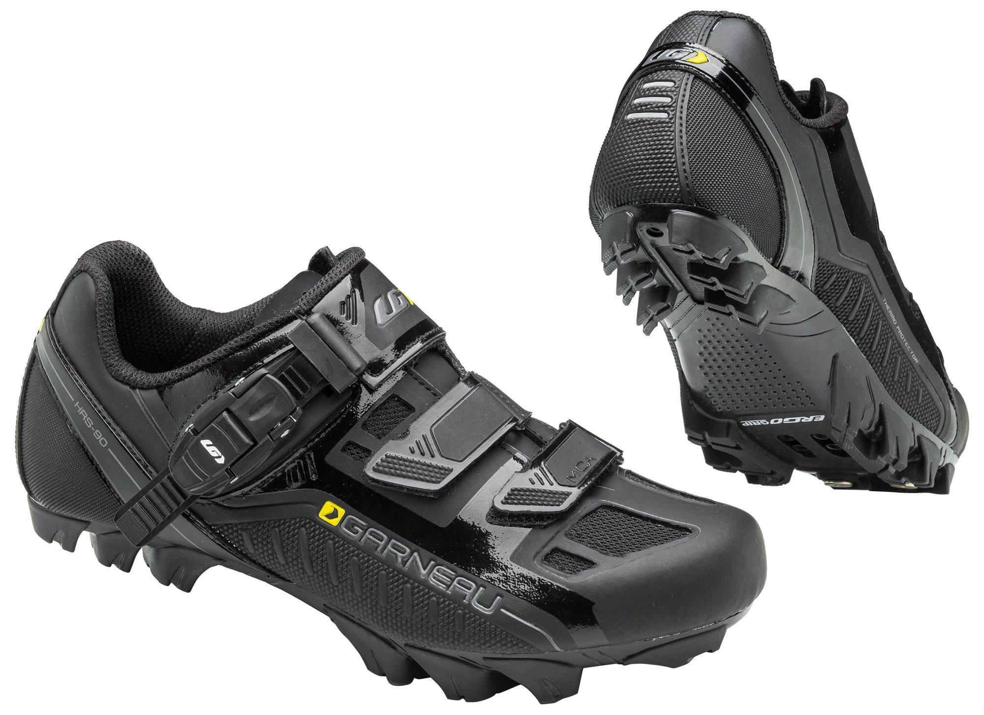 Louis Garneau - Women's Mica Mountain Bike Shoes, Black, 42